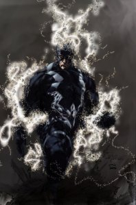 Blackagar Boltagon The Black Bolt